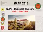 iMAF conference 2018